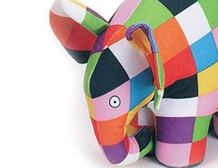 Elmer the Patchwork Elephant