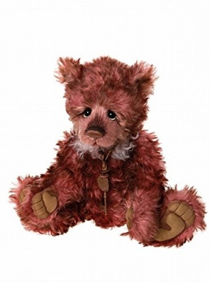 Charlie Bears Isabelle Collection Duddle 2016 Teddy Bear