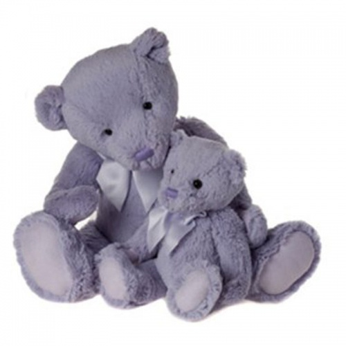 My First Charlie Bear Lilac Large