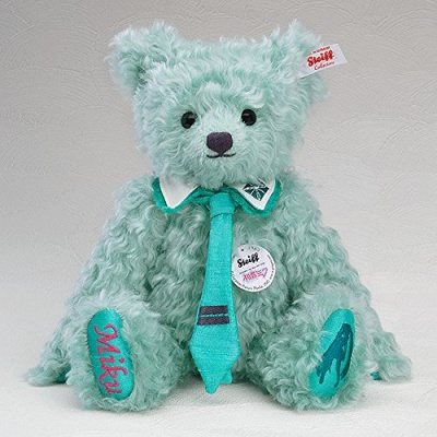 Steiff Hatsune Maku Limited Edition Mohair Teddy Bear