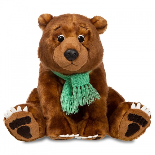 Aurora We're Going on a Bear Hunt Large Plush Soft Toy