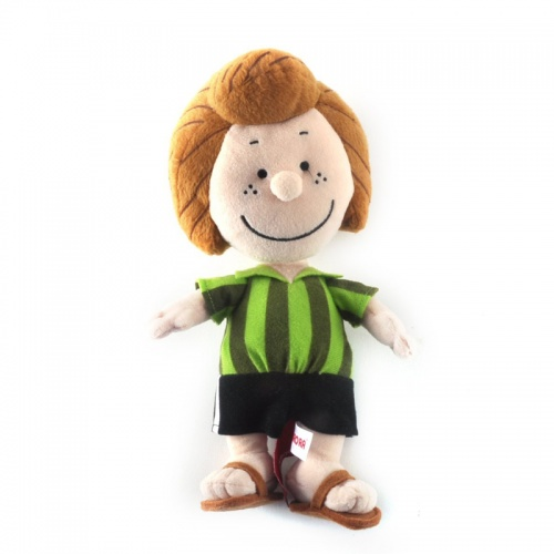 Aurora Peanuts 10-Inch Peppermint Patty Soft Toy