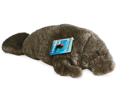 Teddy Hermann Manatee (Sea Cow) Soft Toy