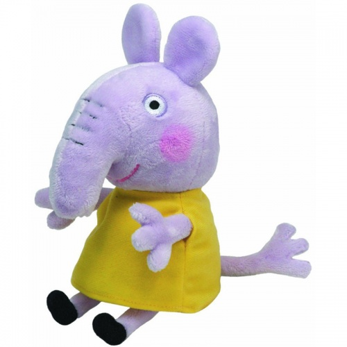 TY Peppa Pig Emily Elephant Plush Toy Animal