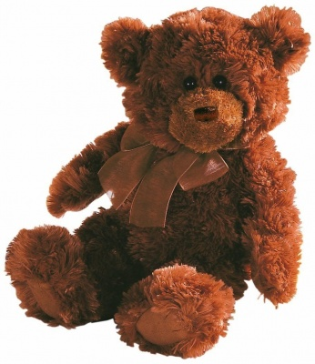 Gund Corin Brown Bear Plush Soft Teddy