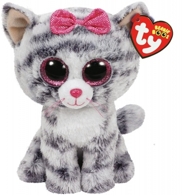 TY Beanie Boo Kiki the Cat