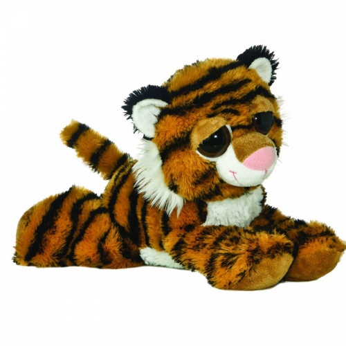 Aurora Dreamy Eyes Tiger Plush Soft Toy