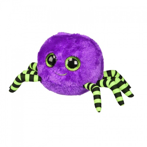 TY Beanie Boo Crawley Spider Plush Soft Toy