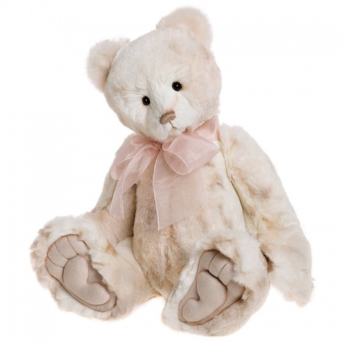 Charlie Bears Jane 2016 Teddy Bear