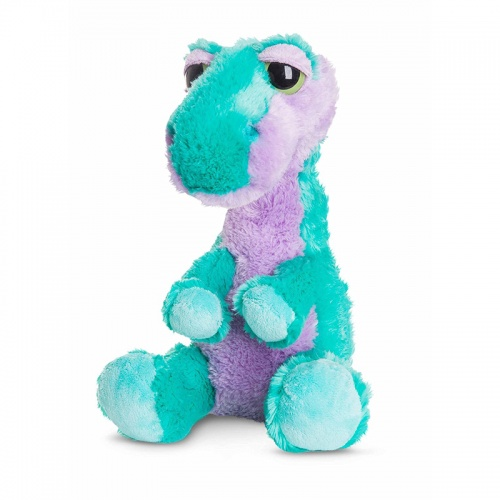 Aurora Dreamy Eyes Brachiosaurus Plush Soft Toy Dinosaur