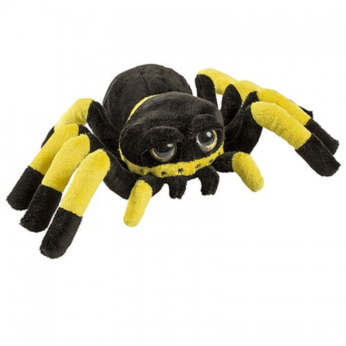 Petjes Spider Argiope Black and Yellow Soft Toy