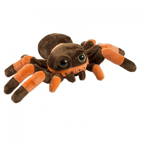 Petjes Trantula Spider Soft Toy