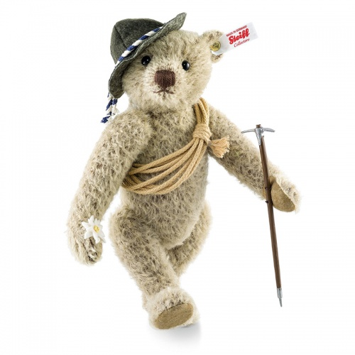 Steiff Mountaineer Mohair Teddy Bear