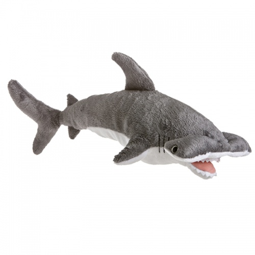 Petjes Hammerhead Shark Soft Toy