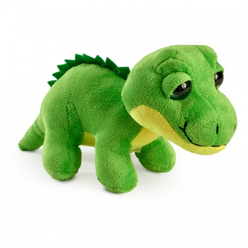 Petjes Brachiosaurus Green Soft Toy