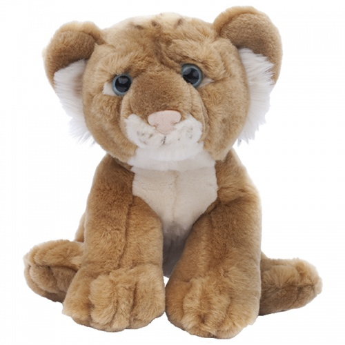 Petjes Cubsy Lion Baby Soft Toy