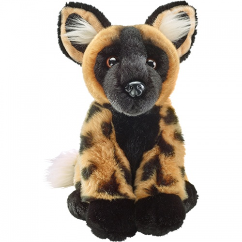 Petjes Cubsy African Wild Dog Soft Toy