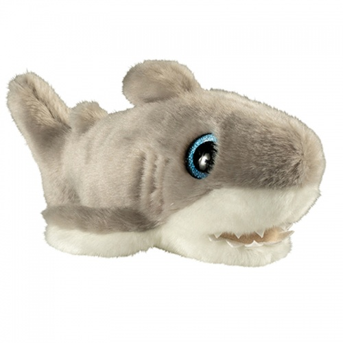 Petjes Glitter Eyes Shark Soft Toy