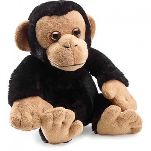 Petjes Anipals Chimpanzee Large Soft Toy