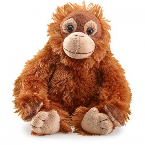 Petjes Anipals Orangutan Small Soft Toy