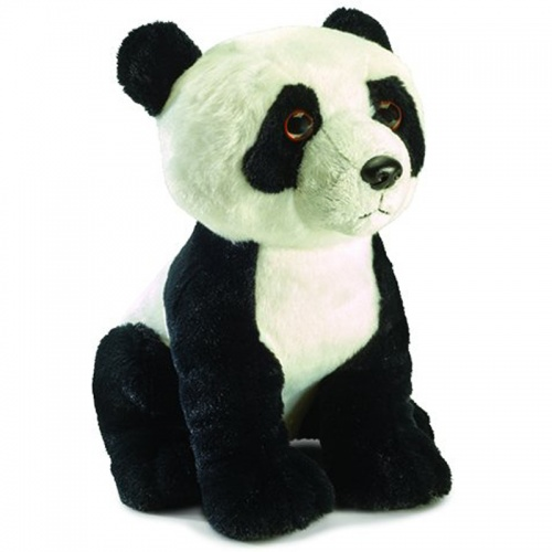 Petjes Anipals Panda Small Soft Toy
