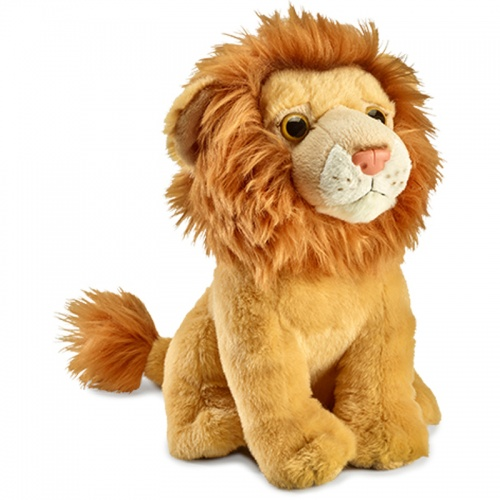 Petjes Anipals Lion Small Soft Toy
