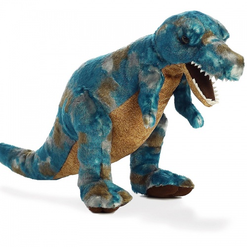 Aurora World T-Rex Small Plush Soft Toy Dinosaur