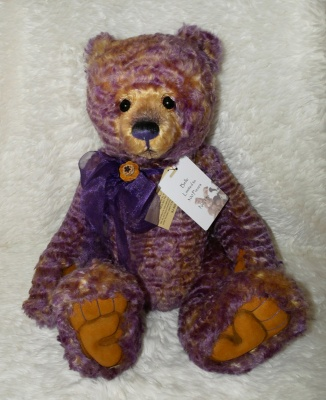 Charlie Bears Isabelle Belle 2013 Retired Mohair Teddy Bear