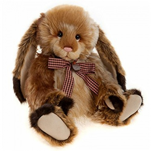 Charlie Bears Bridie Bunny Rabbit Plush Soft Toy