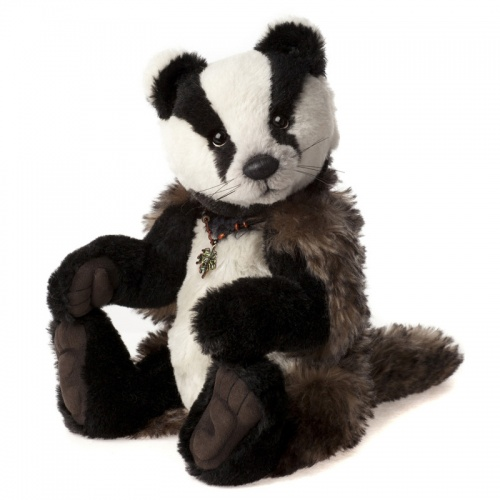 Charlie Bears Brock Badger Ltd Ed