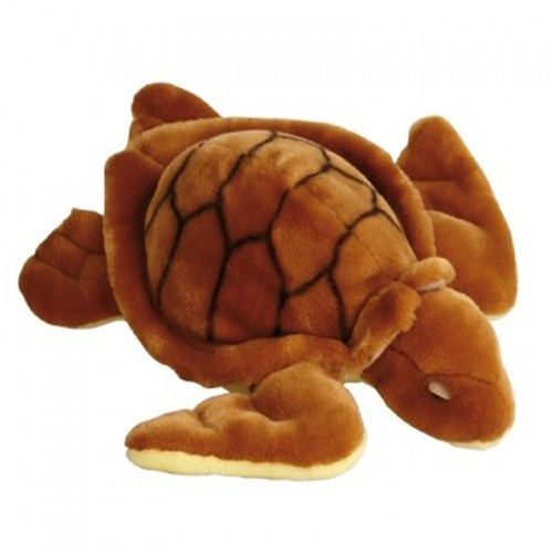 Ravensden Brown Turtle Soft Toy