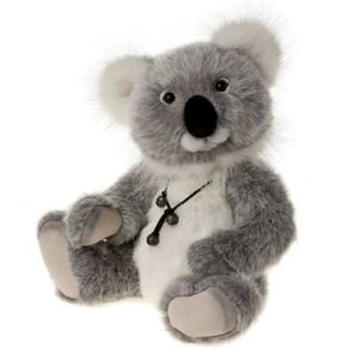 Charlie Bears Korky Koala 2014 Plush Teddy Bear