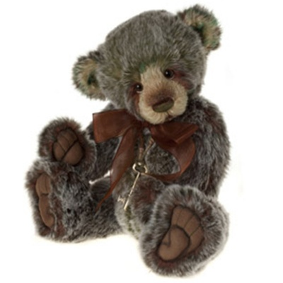 Charlie Bears Loulabelle Retired 2014 Plush 43cm Teddy Bear