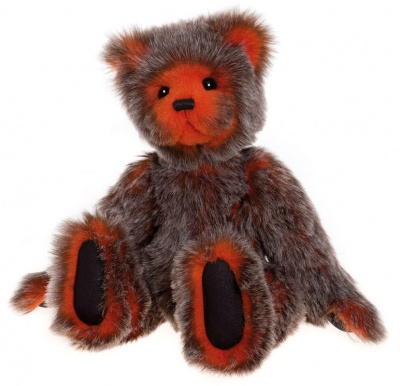 Charlie Bears Pumpkin Pie Teddy