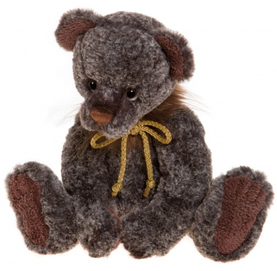 Charlie Bears Pepper Pot 2016 Teddy