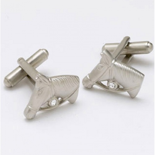Horse Novelty Cufflinks