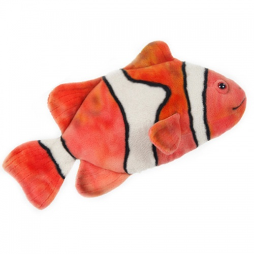 Hansa Clown Fish 32cm Plush Soft Toy