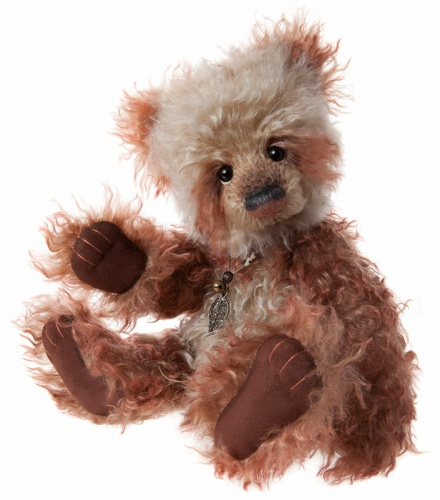 Charlie Bears Isabelle Collection Cagney Mohair Teddy