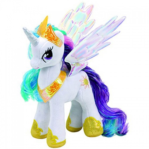 TY My Little Pony Princess Celestia Soft Toy