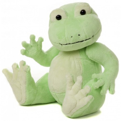 Charlie Bears Baby Boutique Frederick Plush Soft Toy Frog