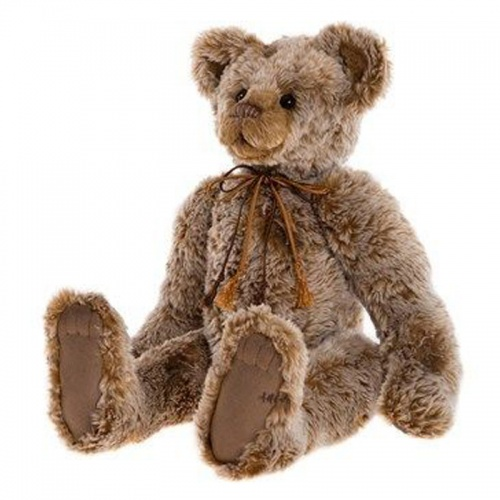 Charlie Bears Burma 2017 Teddy Bear