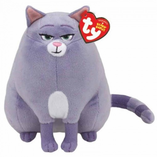 TY Secret Life Of Pets Chloe Cat Beanie Boo