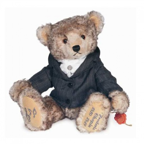 Teddy Hermann Chopin Mohair Teddy Bear