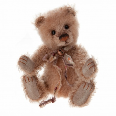 Charlie Bears Minimo Diddy 18cm Limited Edition Mohair and Wool 2015 Teddy Bear