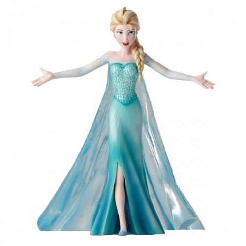 Disney Traditions Showcase Elsa Let It Go Figurine