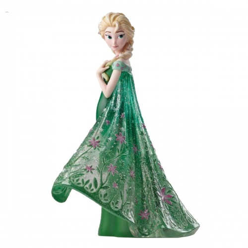Disney Traditions Showcase Frozen Fever Elsa Figure