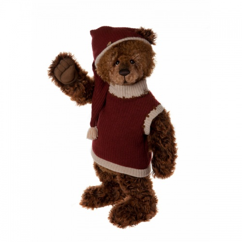 Charlie Bears Isabelle Collection Fancy Pants Mohair Teddy
