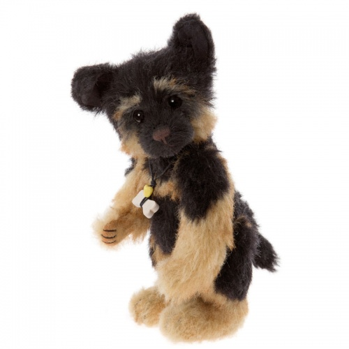 Charlie Bears Minimo Fetch Alpaca Teddy Bear