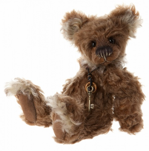 Charlie Bears Isabelle Collection Flummadiddle Mohair Teddy