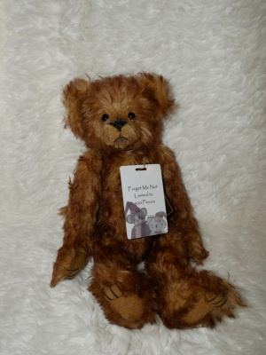 Charlie Bears Isabelle Forget me not 35cm Limited Edition 2016 Teddy Bear